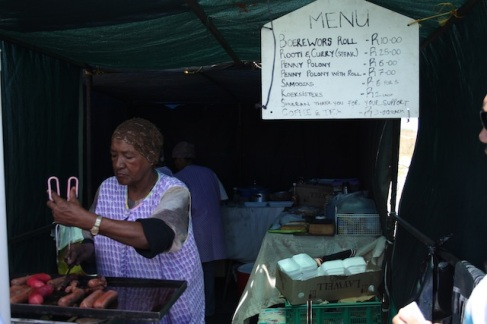 The Culinary Linguist | Boerwors | Food in #SouthAfrica